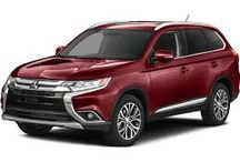 Mitsubishi Outlander / The Unbeatable & Award-Winning SUV