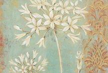ilustracje flora