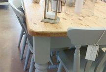Table makeover