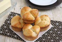 Food - Breads / by Amy Noblitt