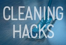 Cleaning Hacks / Take the mean out of the clean.