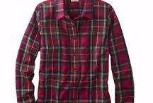 Flannel winter shirts