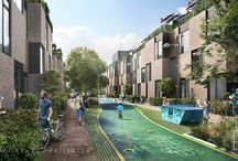 Ressource Rowhouses by Lendager Arkitekter / The visuals for a competition winner project by Lendager Arkitekter