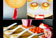 Asian dinner party ideas
