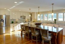 Kitchens / Kitchens design and remodel by The Taylor Bryan Company