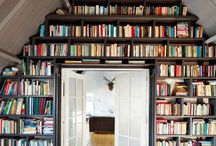 Library / Book shelves Storage