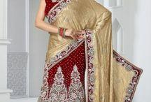 Traditional Designer Indian Sarees