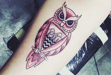 Twin tatoo