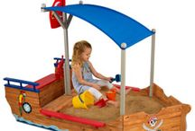 Summer Time - Outdoor Play Toys & Swing Sets