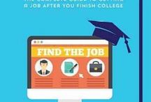 Job Hunting & Work / Books on resumes, interviewing, job searching, and work hacks