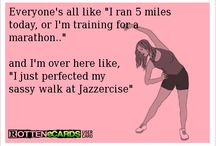 It's all about Jazzercise! / by Stacey Dissmeyer-Pickering
