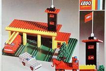 Historia LEGO