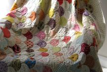 Clamshell quilt