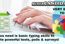 Supercandidate - Test, Poll and Survey on ALL Platforms !