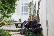 Quintal/varanda