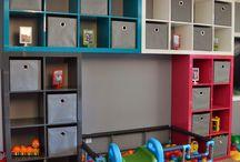Ideas cuartos de niños