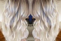 Blondy hair