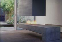 interiors _ fireplace