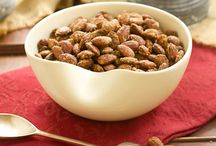 Nuts / All things nuts! (Pecans, walnuts, almonds, etc.)
