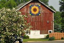 Barn Sign Quilts