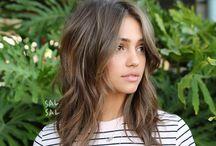 Layered Hairstyles