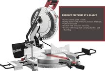 SKIL 3821-01 12-Inch 15 Amp Corded Compound Miter Saw