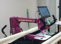 Nolting Installations / Nolting Longarm Machine installations in Australia