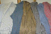Gamle skjorter