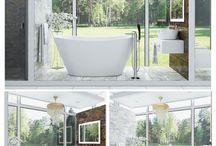 Bathroom Baños Bath
