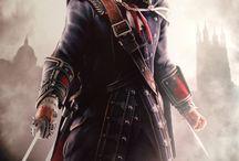 Haytham Kenway ♥ / Assassin's Creed III
