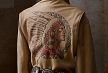 NATIVE CLOTHING / by Mary Dumke