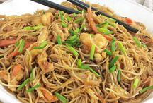 Cocina asiática.