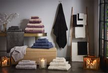 Wilko | Bathroom / A bathroom is so much more than just a place to scrub up. Create a space that can become your own luxurious sanctuary away from the hustle and bustle of every day life by decorating a spa inspired bathroom. Check out our board for inspiration