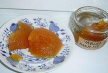 jablečná marmeláda