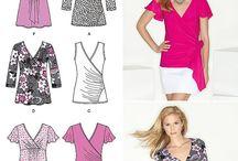 Mønstre kjoler