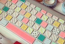 clavier customiser