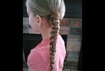 coiffure fillette