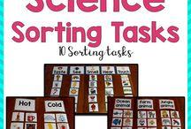 science sorting