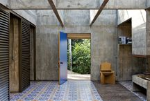 Interiors & Architecture // Brazilian / by Anthony Robert