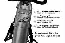 Potápěčská výstroj / Potápění