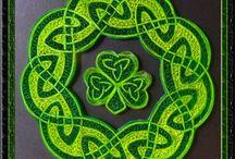 Celtic quilling