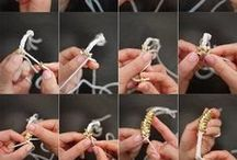 Jewelry and accessories DIY - šperky a doplnky