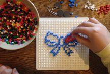 Kreative aktiviteter for 4 årstider / Alt hva vi kan lage med enkle knep