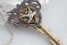 Keys♥ / by Candace Knoebel
