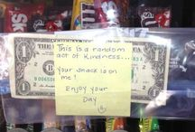 Random Acts of Kindness  / by Camille Leanne