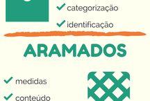 Caixas Organizadoras, para Itens diferenciados  ..