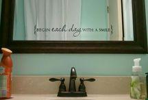 Bathroom / by Heather Allmond