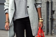 End of summer & Fall outfit's