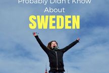 about Sweden, photos and misc.