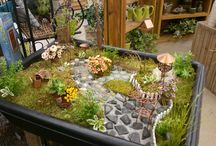 Fairy Garden / Ideas for next summer